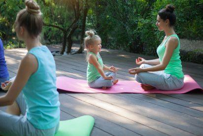 קורס הוראת יוגה לילדים